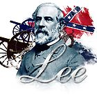 Robert E Lee by CharlesRiver