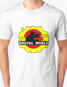 Digital World (Black) T-Shirt
