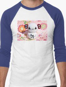 Amirumi Men's Baseball ¾ T-Shirt