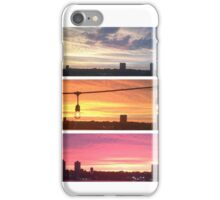 Boat Basin After the Storm iPhone Case/Skin