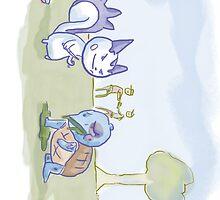 Pokebattle Royale by thesnuttch