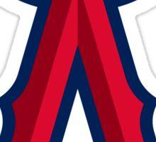 LA angels logo Sticker