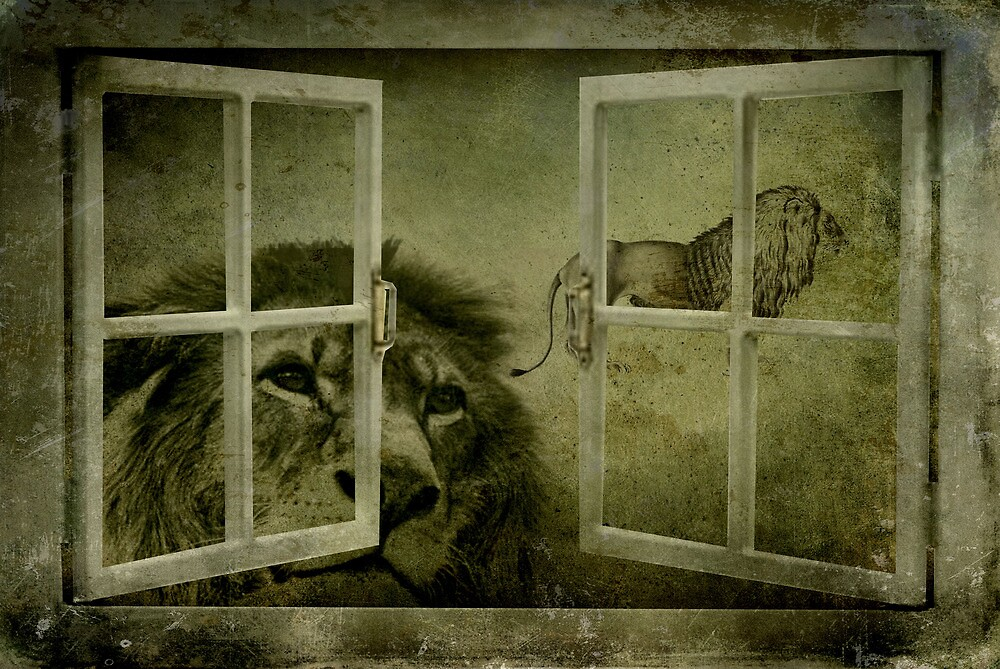 I See Lions by garts