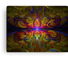 Parallel Worlds Canvas Print