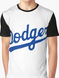 dodgers logo Graphic T-Shirt