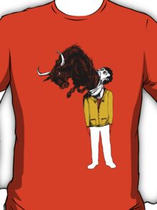 What is Likely to Happen When One is Full of Bull T-Shirt
