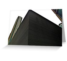 Architecture In Chicago Greeting Card