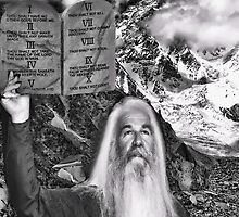 ☝ ☞ THE TEN COMMANDMENTS ON THE MOUNT ☝ ☞ by ✿✿ Bonita ✿✿ ђєℓℓσ