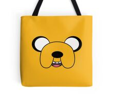 Jake the Dog Squ'ed Tote Bag