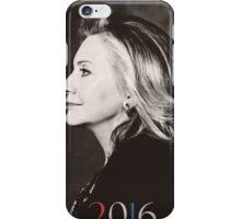 Hilary Clinton 2016 iPhone Case/Skin