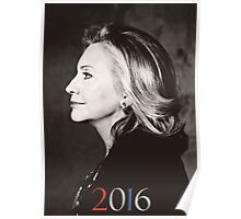 Hilary Clinton 2016 Poster