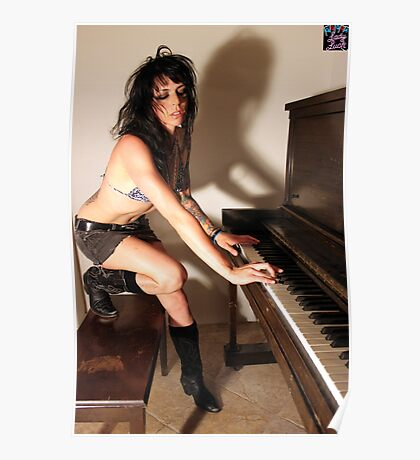 Playing the Piano Never Looked so Good x2! Poster