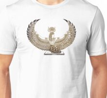 Isis Papyrus - Egyptian Art Unisex T-Shirt