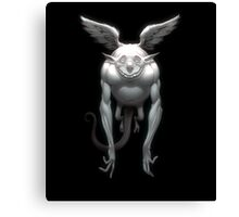 Angelic goblin Canvas Print