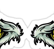 Eagle Eyes Sticker