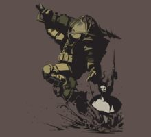 Bioshock: Big daddy & Little sister by Nuvirov
