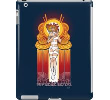 Supreme Being iPad Case/Skin