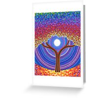 Secret Life of Trees Greeting Card