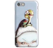 Tortoise helmet iPhone Case/Skin