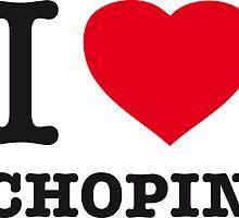 I ♥ CHOPIN by eyesblau