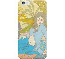 Jean Queen iPhone Case/Skin