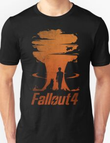 Fallout 4 - Orange T-Shirt