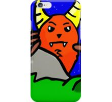 there you are  iPhone Case/Skin