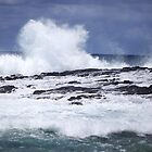 Mauritius - Waves by mattnnat