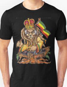 Lion Of Judah 2 Unisex T-Shirt