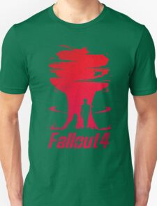 Fallout 4 - red T-Shirt