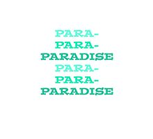 PARADISE, COLDPLAY by mellycattt