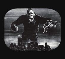 King Kong by heroian
