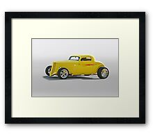 1934 Ford Coupe II Framed Print