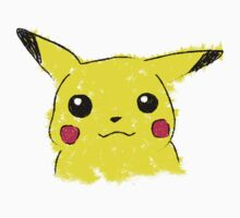 Pikachu paint Kids Clothes