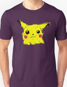 Pikachu paint T-Shirt