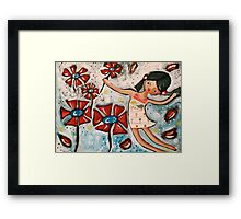 Lightness of Being Framed Print