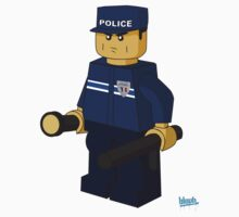 Lego Cops by blouh