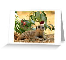 Xmas Eye Candy Greeting Card
