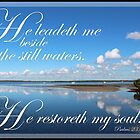 Psalm 23:2 & 3 - Restoration by JLOPhotography