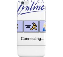 American Online iPhone Case/Skin