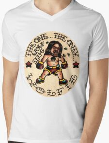 Wolfie Slug - DCC Mens V-Neck T-Shirt
