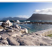 Kalk Bay Tidal Pool by Christopher Grace