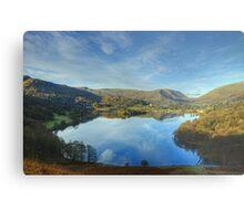 The Lake District..Grasmere Metal Print
