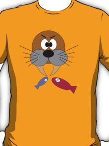 Hungry Walrus  T-Shirt