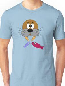 Hungry Walrus  Unisex T-Shirt