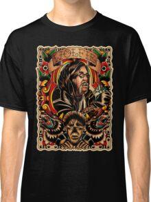 Wolfie Portrait Classic T-Shirt