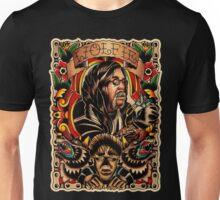 Wolfie Portrait Unisex T-Shirt