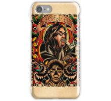 Wolfie Portrait iPhone Case/Skin