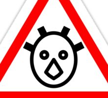 Jundland Wastes Road Sign Sticker