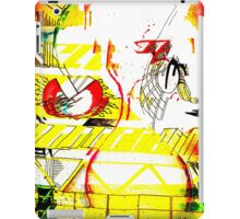 art, gonzo, abstraction iPad Case/Skin